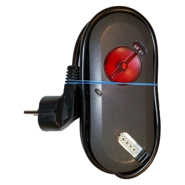 Calesco Wasserbett Heizung Regelelement -Regler ohne Heizmatte-