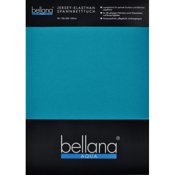 Bella AquaJersey Spannbettuch für bis zu 35cm hohe Matratzen