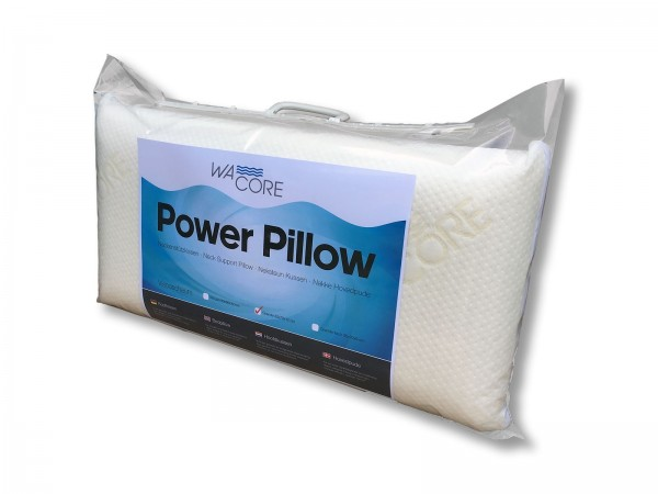 WaCore Power Pillow grande flach