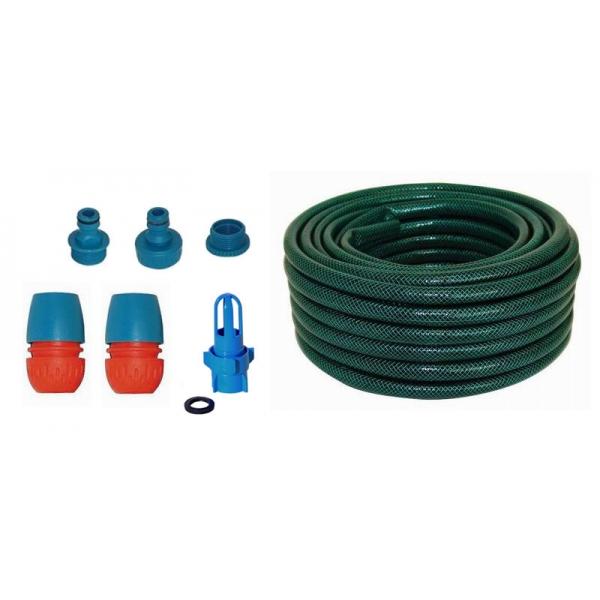 Wasserbett Füll- und Entleerungsystem (Schlauch + Adapter)