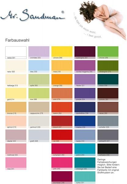 Keilkissenbezug AQUAMON - Hochwertiger Feinjersey-Bezug für Keilkissen, diverse Farben