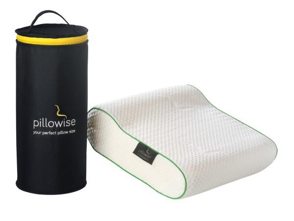 Pillowise Reisekissen mit praktischer Tasche platzsparend