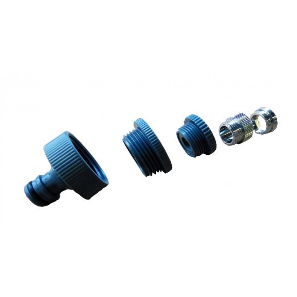 Wasserhahn-Adapter 5-fach