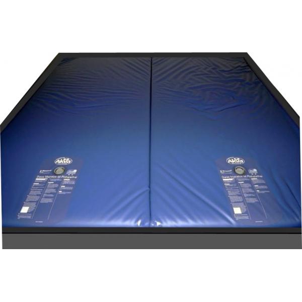 Wassermatratze Hardside 1/2 Dual (eine Seite) AKVA