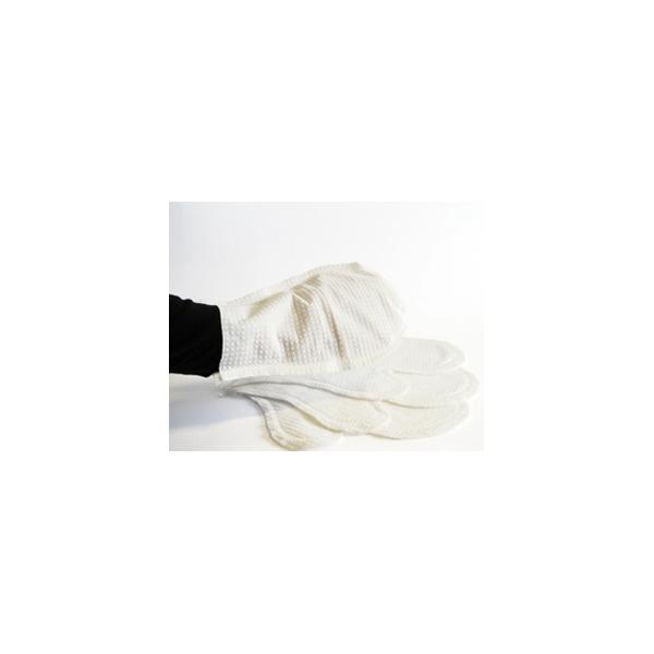 Pflegehandschuh Reinigung Wassermatratze