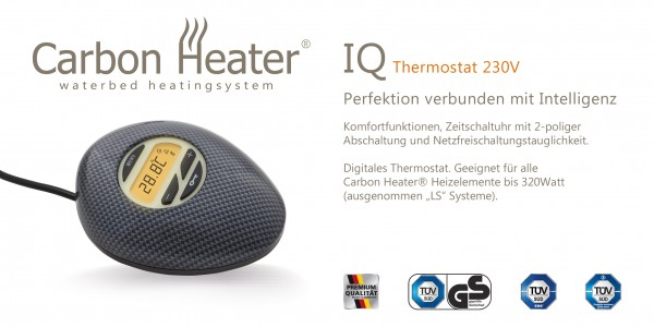 tbd iq digital regler thermostat